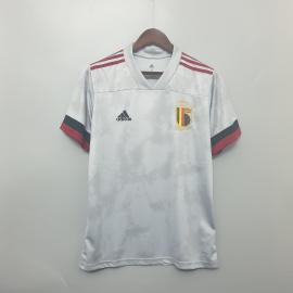 Camiseta Belgium Euro 2ª Equipación 2020