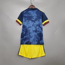 Camiseta Colombia 2ª Equipación 2020-2021 Nino