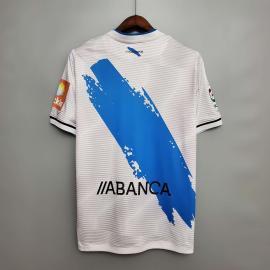 Camiseta Deportivo De La Coruña 2ª Equipación 2020/2021