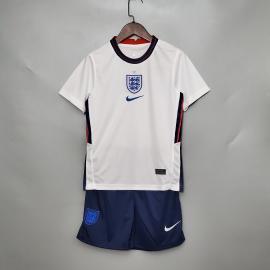 Camiseta Inglaterra Equipación 2020 Edición Copa De Europa Nino