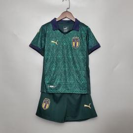 Camiseta Italia 1ª Equipación 2020 Nino