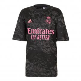Camiseta Tercera Equipación Real Madrid 20/21 Niño