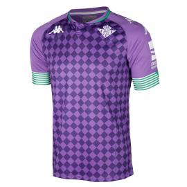 Camiseta 2ª Real Betis 2020/2021