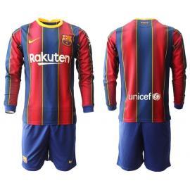 Camiseta Barcelona 1ª Equipación 2020/2021 ML