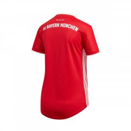 Camiseta Bayern Múnich 1ª Equipación 2020/2021 Mujer