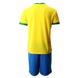 Camiseta de Brasil 2020-21