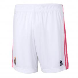 Pantalón corto primera equipación Real Madrid 20/21 Hombre - Blanco