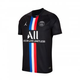 Camiseta PSG SS JSY Stadium 4th UCL 2019/2020 NIño