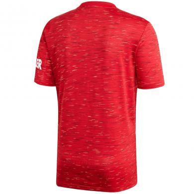 Camiseta De La Equipación Local Del Manchester United 2020-2021