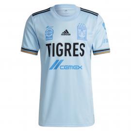 Camiseta Tigres UANL 2ª Equipación 2021/2022