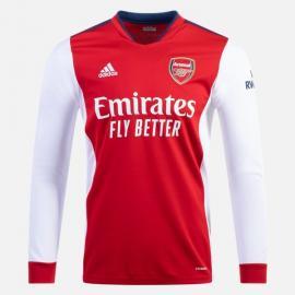 Camiseta Arsenal FC Primera Equipación 2021/2022 ML