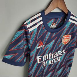 Camiseta Arsenal Fc Tercera Equipación 2021-2022 Niño