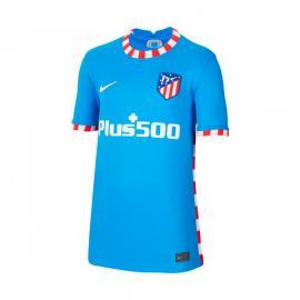 Camiseta Atlético De Madrid Tercera Equipación 2021-2022 Niño