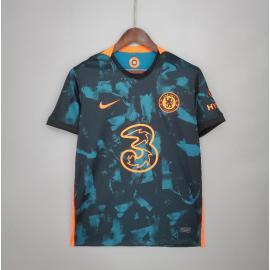 Camiseta Chelsea Fc Tercera Equipación 2021-2022