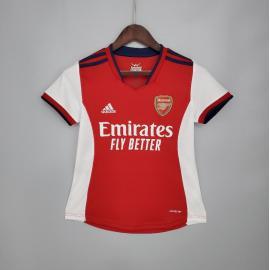 Camiseta Fc Arsenal Primera Equipación 2021-2022 Mujer