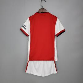 Camiseta Fc Arsenal Primera Equipación 2021-2022 Niño