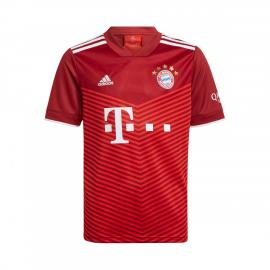 Camiseta Fc Bayern Munich Primera Equipación 2021-2022 Nino