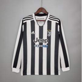 Camiseta Juventus Primera Equipación 2021/2022 ML