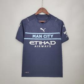 Camiseta Manchester City Tercera Equipación 2021/2022