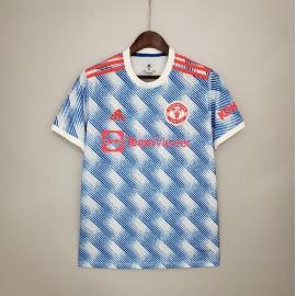 Camiseta Manchester United Segunda Equipación 2021/2022