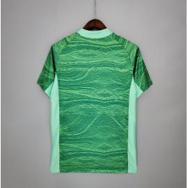 Camiseta Portero Juventus Verde 21/22
