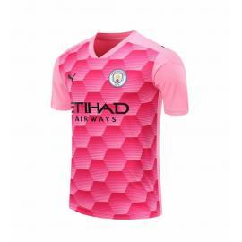 Camiseta Portero Manchester City Rosado