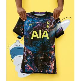 Camiseta Tottenham Hotspur Segunda Equipación 2021/2022