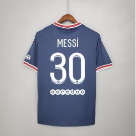 Camiseta de Messi en el PSG Primera Equipación 2021-2022