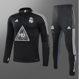 Chaquetas Entrenamiento FC Real Madrid 2021