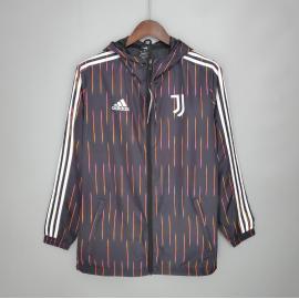 Cortavientos Juventus Negra 2021/2022