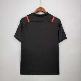 Camisetas 21/22 AC Milan Negro