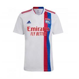 Camiseta Olympique De Lyon Primera Equipación 2021-2022