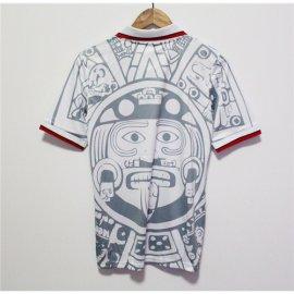 Camiseta México 2ª Equipación 1998
