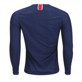 Camiseta 1a Equipación Paris Saint-Germain 18-19 Sleeve De Manga Larga