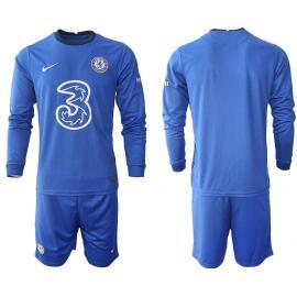 Camiseta Chelsea FC 1ª Equipación 2020/2021 Manga Larga