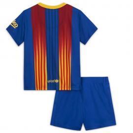 Camiseta Del Estadio Del Fc Barcelona 2020/21 Para Niño