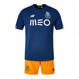 Camiseta Fc Porto Segunda Equipación 2020-2021 Niño