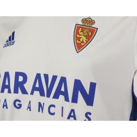 Camiseta Primera Equipación Real Zaragoza 2020-2021