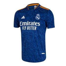 Camiseta Real Madrid Segunda Equipación 2021-2022