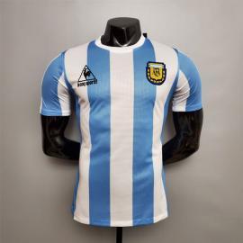 Player version Maradona #10 Argentina 1986