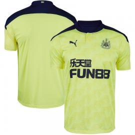 Camiseta visitante Newcastle United 2020-21