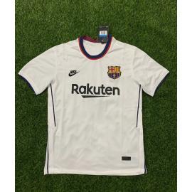 Barcelona 2020-2021 entrenamiento camiseta blanco