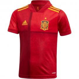 Camiseta España Equipación 2020 Edición Copa De Europa Nino