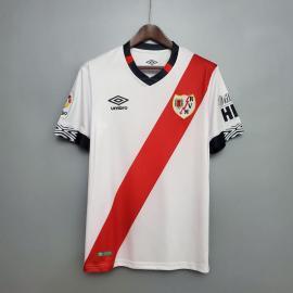 Camiseta Rayo Vallecano Primera Equipación 2020/2021