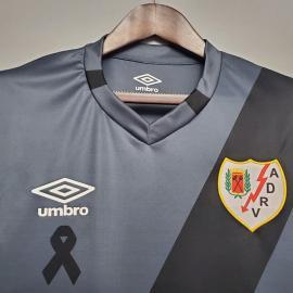 Camiseta Rayo Vallecano Segunda Equipación 2020/2021