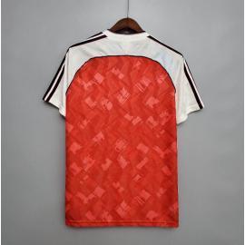 Camiseta Retro Arsenal Primera Equipación 1990/92