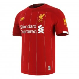 Camiseta New Balance Liverpool 2019 20