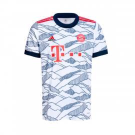 Camiseta Fc Bayern Munich Tercera Equipación 2021-2022