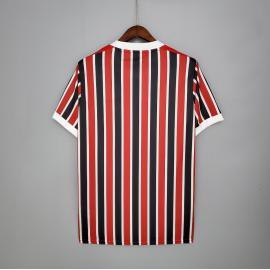 Camiseta Sao Paulo Segunda Equipación 2021/2022