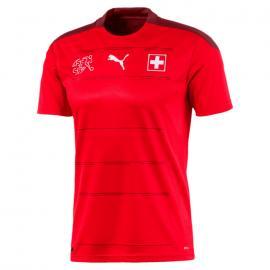 SWITZERLAND CAMISETA Primera EQUIPACIÓN UEFA EURO 2020™